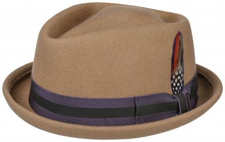 Kapelusze - Stetson Ecron Diamond Crown (beige)