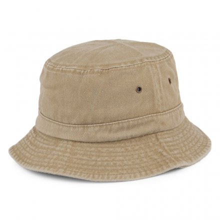 Kapelusze - Cotton Bucket Hat (khaki)