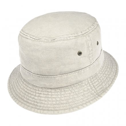 Kapelusze - Cotton Bucket Hat (putty)