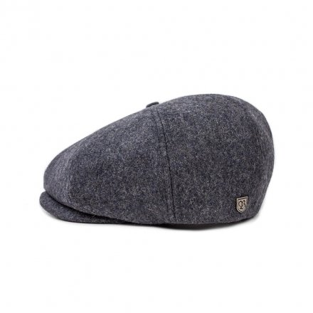 Kaszkiet - Brixton Brood (dark grey)