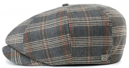 Kaszkiet - Brixton Brood (grey/tan plaid)