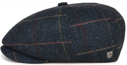 Kaszkiet - Brixton Brood (navy plaid)