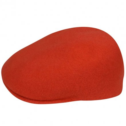 Kaszkiet - Kangol Seamless Wool 507 (orange)