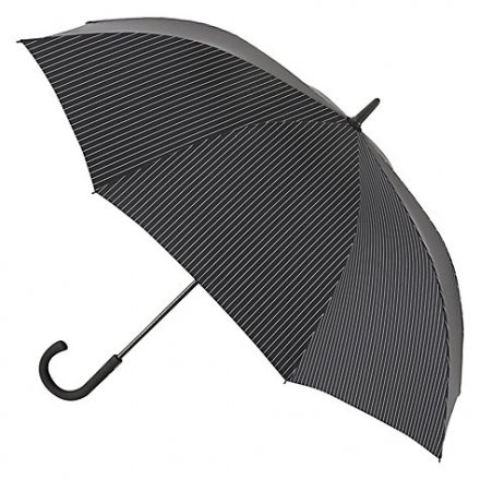 Parasol - Fulton Knightbridge (City Stripe Black)