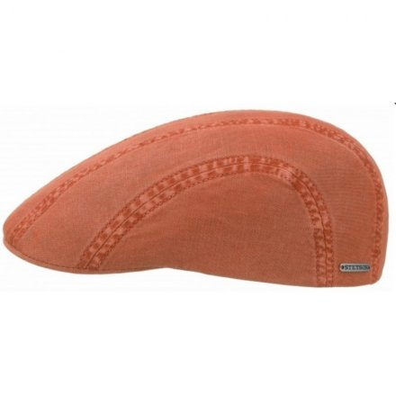 Kaszkiet - Stetson Madison Cotton (orange)