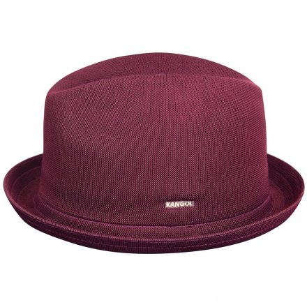 Kapelusze - Kangol Tropic Player (burgundy)
