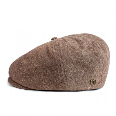 Kaszkiet - Brixton Brood (light brown)