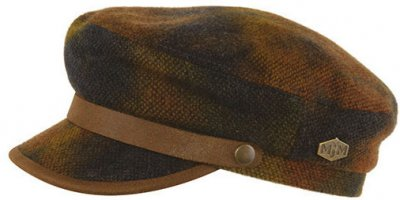 Fiddler cap - MJM Marines Wool (brazowy)